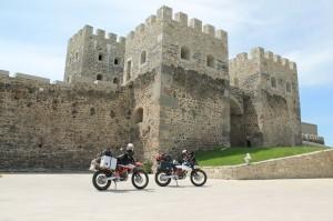 Festungsanlage bei Bordjomi