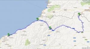 Tour durch die Türkei Teil 4